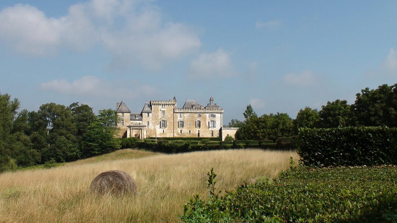 chateau Où partir en France cet été