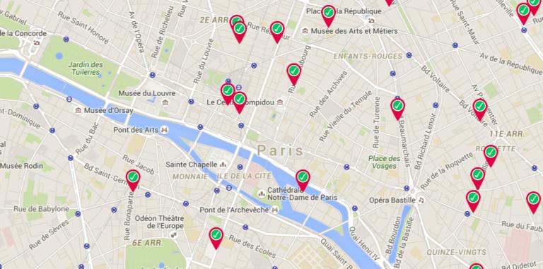 hébergement pas cher à Paris cet été  parisien logement hotel gratuit