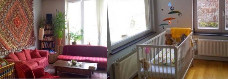 scambio casa con neonato dove andare casa affitto